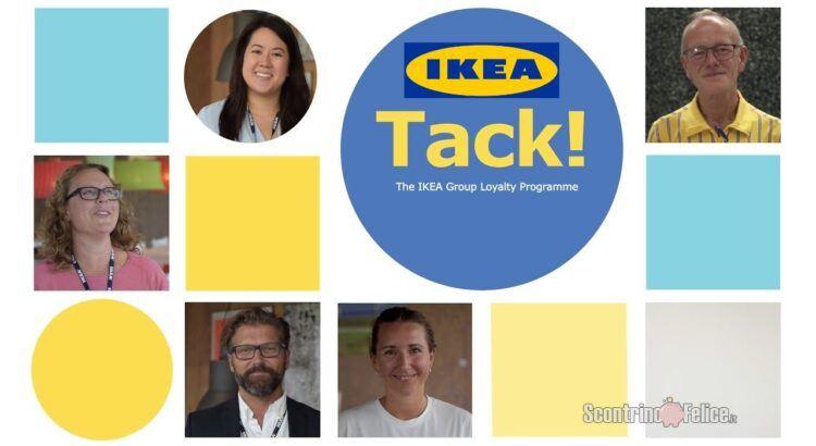 Raccolta punti Ikea Family Tack