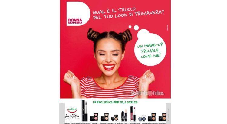 Affari in Edicola Make-up Equilibra con Donna Moderna