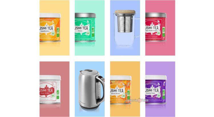 Concorso gratuito Kusmi Tea