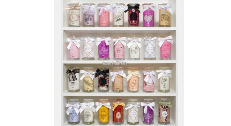 Vinci gratis 52 candele con gioiello JewelCandle