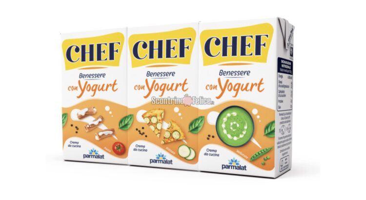 Buono sconto Chef Benessere con Yogurt da stampare subito