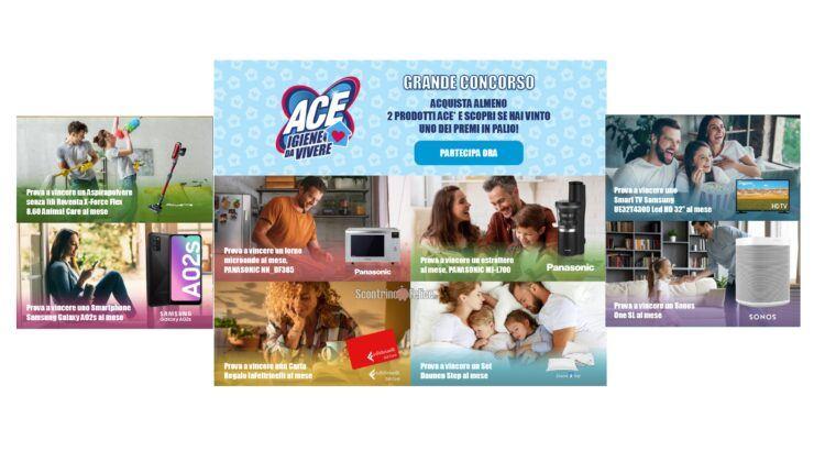 concorso ACE L'IGIENE DA VIVERE