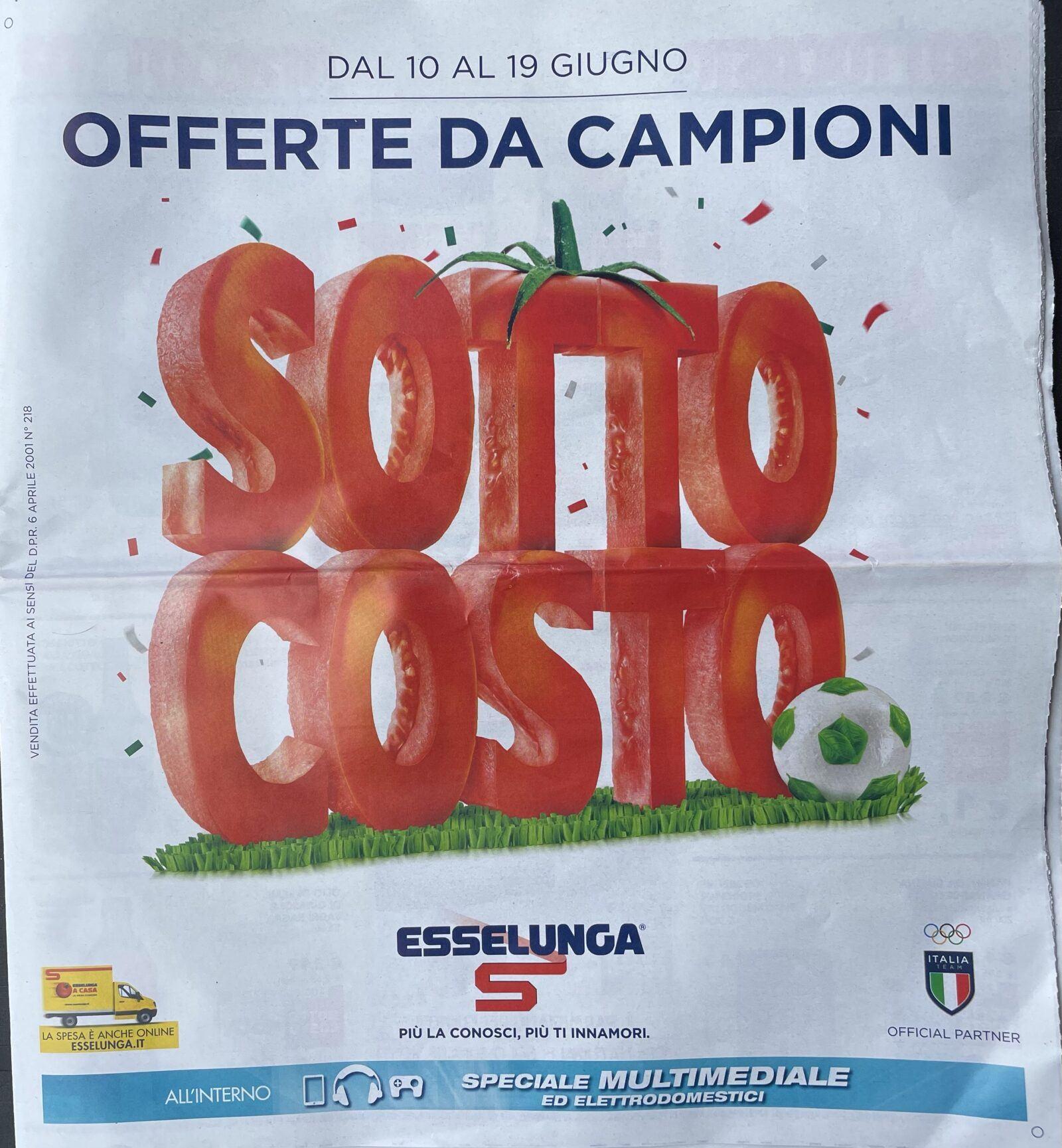 www.scontrinofelice.it img 7127 2 1600x1729 Anteprima volantino Esselunga valido dal 10/06 al 19/06 2021