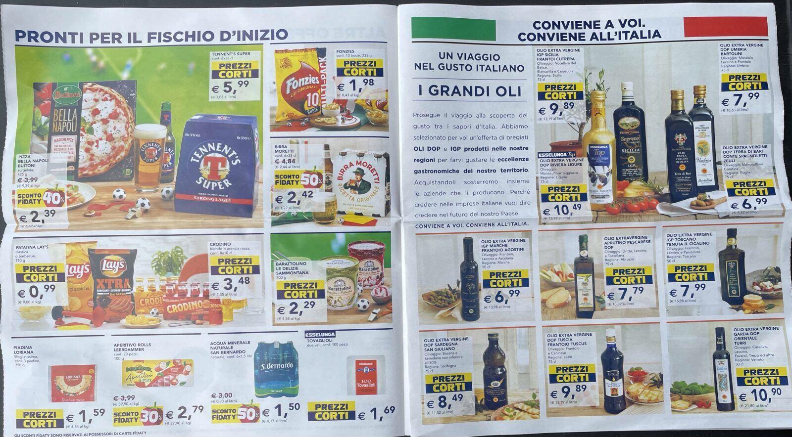 www.scontrinofelice.it img 7132 1 1600x884 Anteprima volantino Esselunga valido dal 10/06 al 19/06 2021