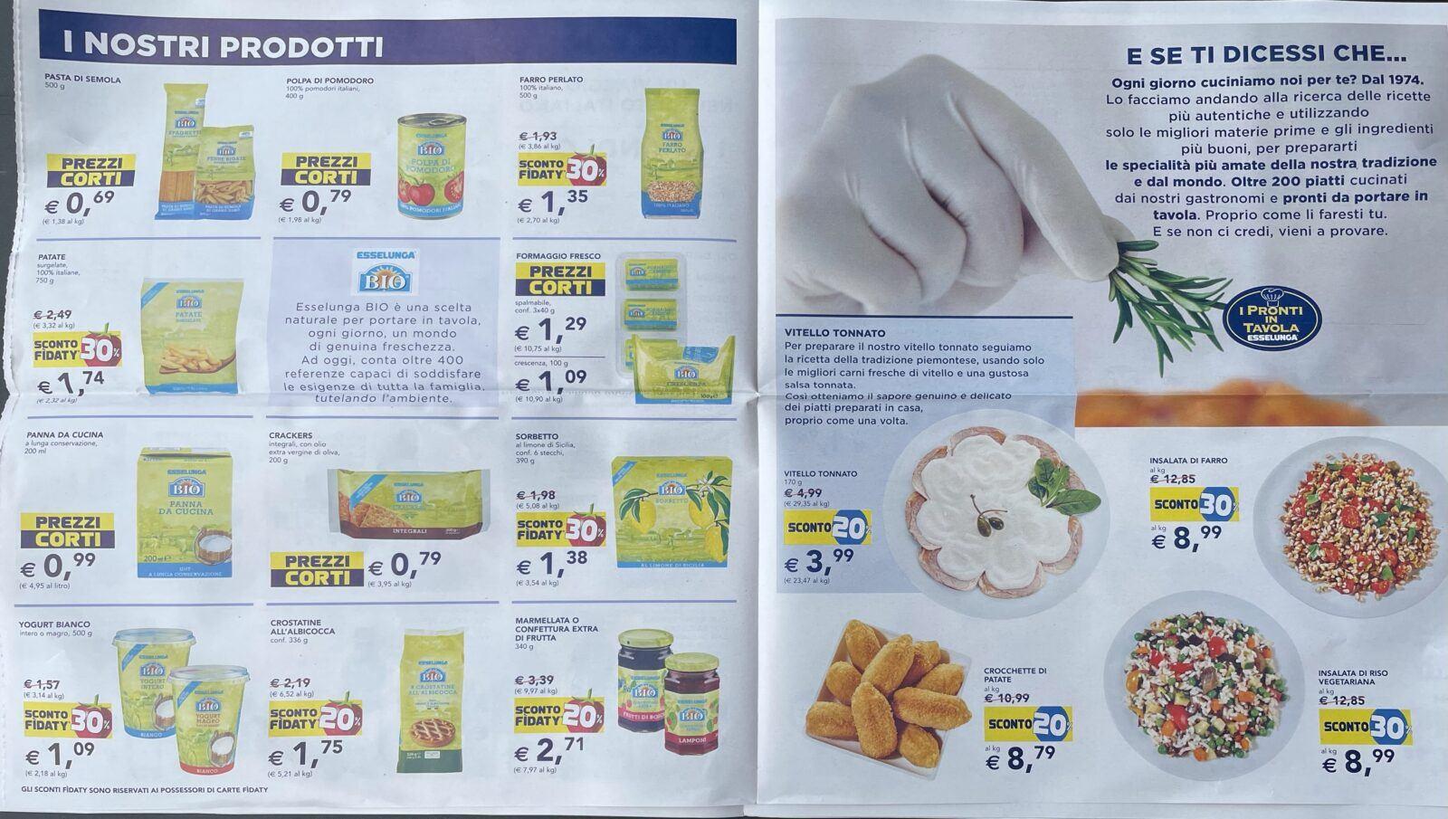 www.scontrinofelice.it img 7133 1 1600x905 Anteprima volantino Esselunga valido dal 10/06 al 19/06 2021