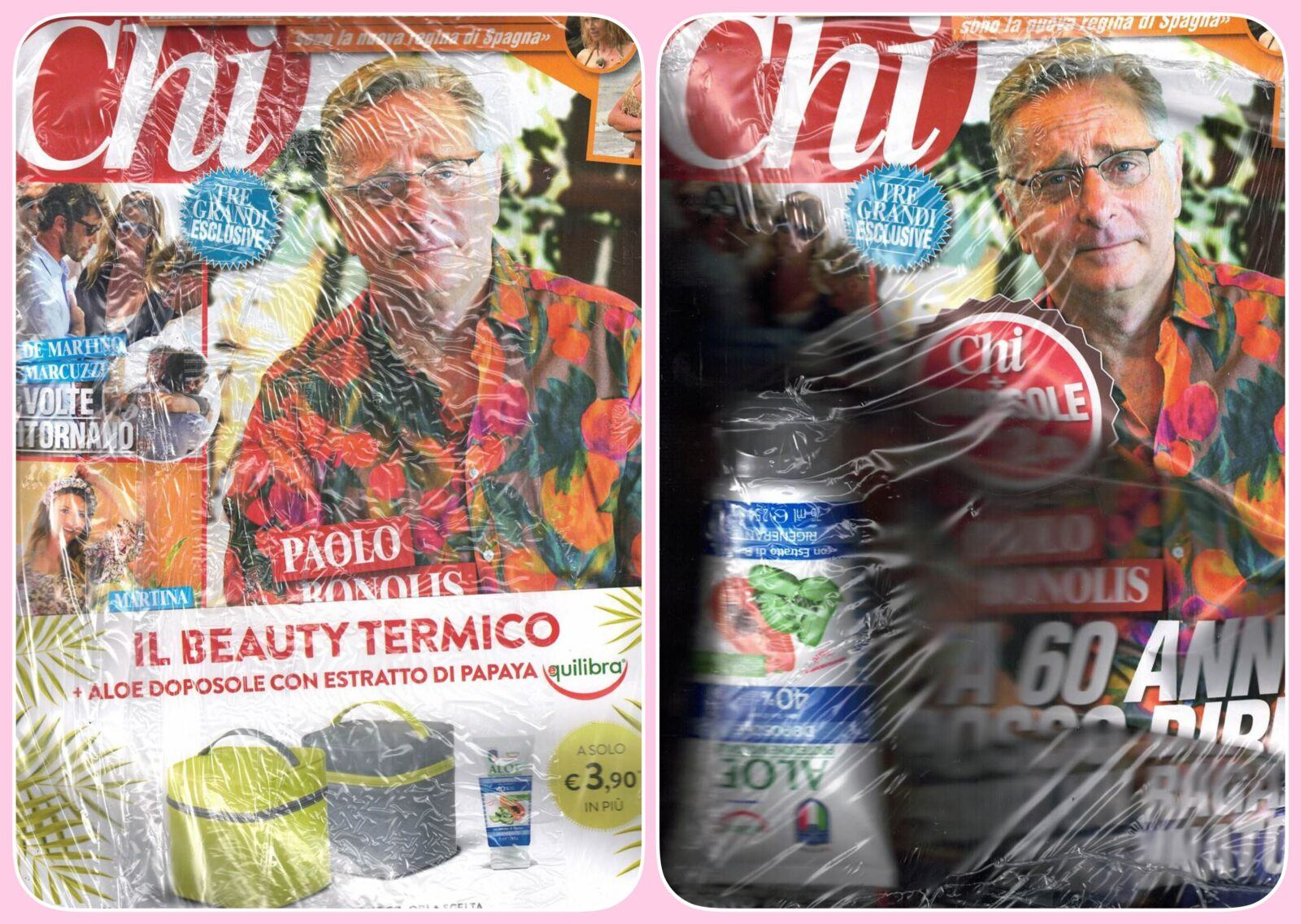 www.scontrinofelice.it img 7265 1600x1136 Affari in edicola: Chi + Doposole Equilibra + Beauty termico