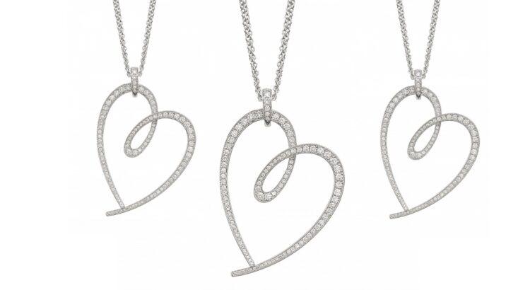 Vinci gratis girocollo in oro bianco 750 e diamanti Giorgio Visconti