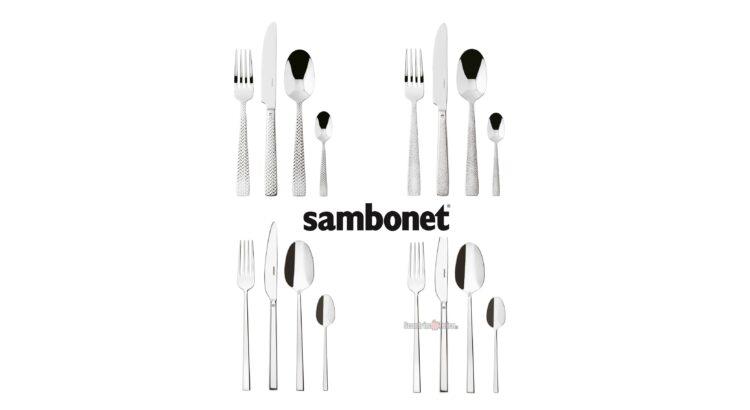 Vinci gratis set di 24 posate Sambonet