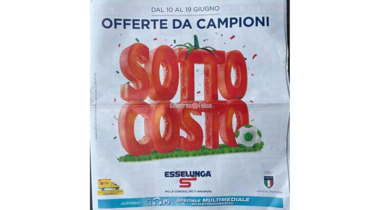 Volantino Esselunga valido dal 10-06 al 19-06-2021