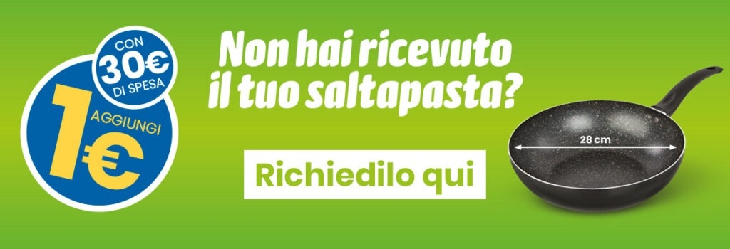 www.scontrinofelice.it img 8907 Padella Saltapasta a solo 1 euro da Eurospin: scopri come averla!